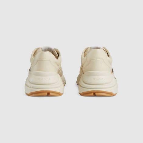 Gucci Ayakkabı Disney Beyaz - Gucci Ayakkabi Erkek 21 Disney X Gucci Rhyton Sneaker Beyaz