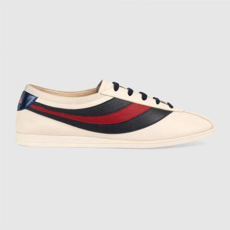Gucci Ayakkabı Falacer Beyaz #Gucci #Ayakkabı #GucciAyakkabı #Erkek #GucciFalacer #Falacer
