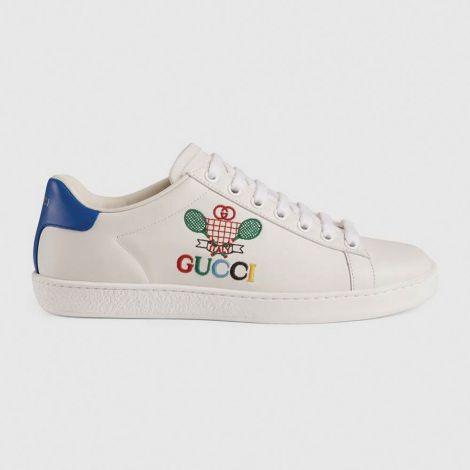 Gucci Ayakkabı Tennis Beyaz - Gucci Ayakkabi Kadin 2020 Ace Sneaker With Gucci Tennis Beyaz