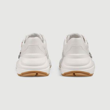 Gucci Ayakkabı Rhyton Worldwide Beyaz - Gucci Ayakkabi Kadin 21 Rhyton Gucci Worldwide Sneaker Beyaz