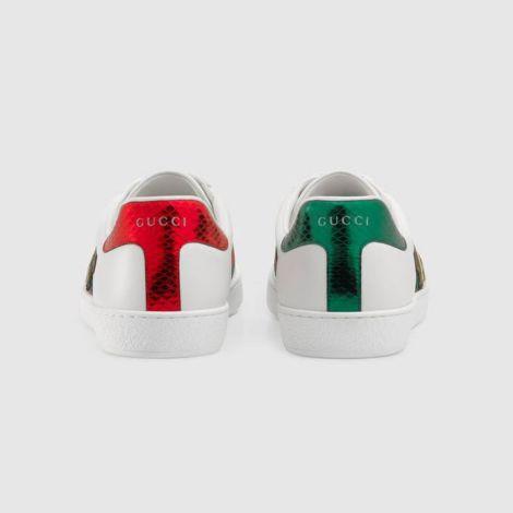 Gucci Ayakkabı Ace NewYear Beyaz #Gucci #Ayakkabı #GucciAyakkabı #Erkek #GucciAce NewYear #Ace NewYear