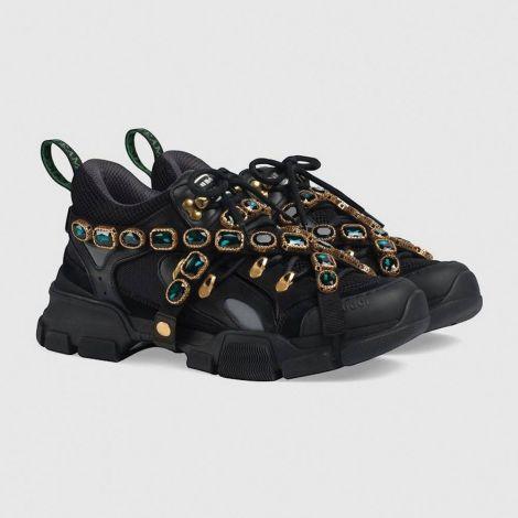 Gucci Ayakkabı Flashtrek Siyah #Gucci #Ayakkabı #GucciAyakkabı #Erkek #GucciFlashtrek #Flashtrek