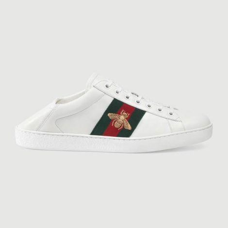 Gucci Ayakkabı Ace Bee Beyaz #Gucci #Ayakkabı #GucciAyakkabı #Erkek #GucciAce Bee #AceBee Gucci Mens Sneakers Erkek Spor Ayakkabi Ace Sneaker Beyaz