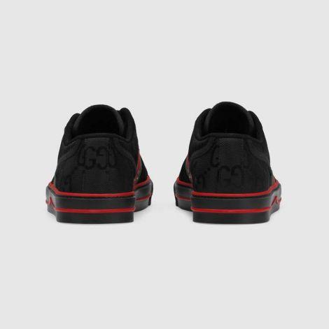 Gucci Ayakkabı Off The Grid Siyah - Gucci Sneaker Ayakkabi Mens Gucci Off The Grid Sneaker Siyah