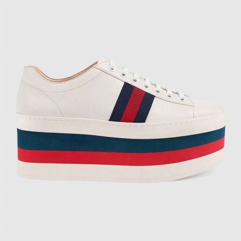 Gucci Ayakkabı Leather Beyaz #Gucci #Ayakkabı #GucciAyakkabı #Kadın #GucciLeather #Leather