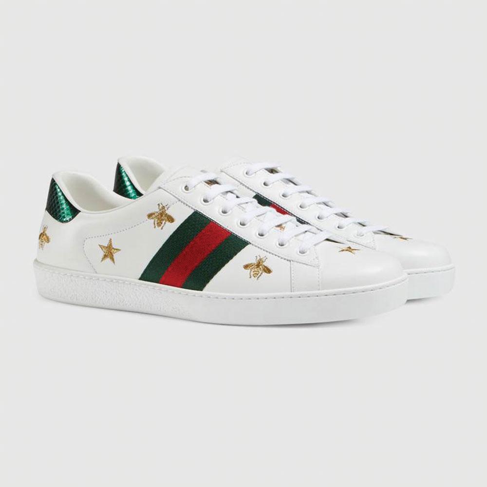 Gucci Ace Bee Ayakkabı Beyaz - 29 #Gucci #GucciAceBee #Ayakkabı - 2