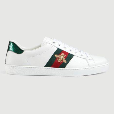 Gucci Ace Ayakkabı Beyaz - 73 #Gucci #GucciAce #Ayakkabı