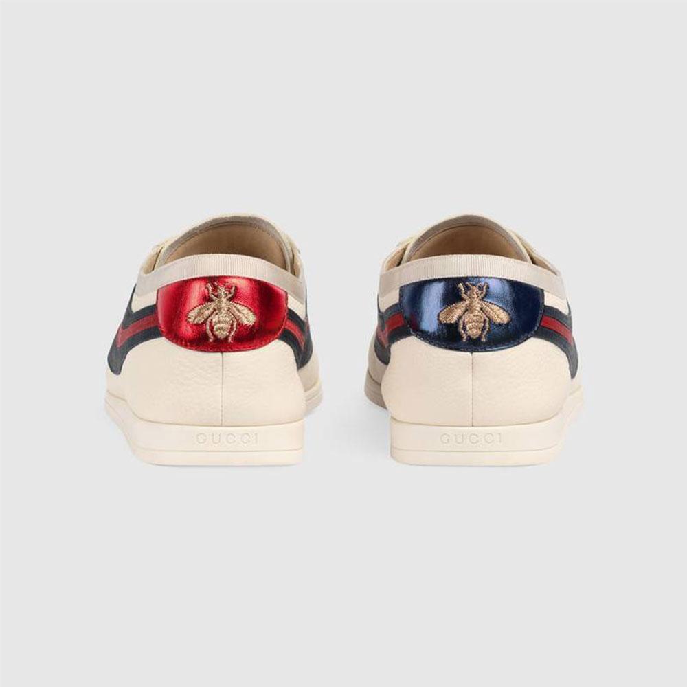Gucci Falacer Ayakkabı Beyaz - 37 #Gucci #GucciFalacer #Ayakkabı - 4