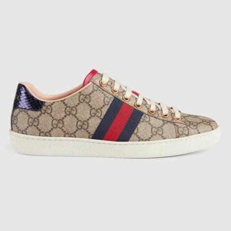 Gucci Ace Ayakkabı Sarı - 70 #Gucci #GucciAce #Ayakkabı