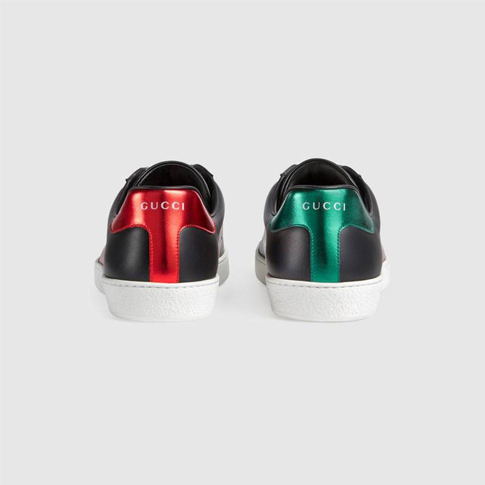 Gucci Kingsnake Ayakkabı Siyah - 33 #Gucci #GucciKingsnake #Ayakkabı - 4