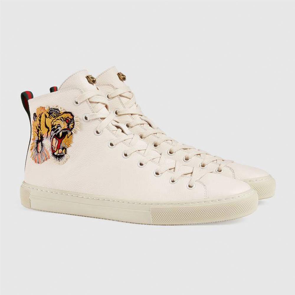 Gucci Tiger Ayakkabı Beyaz - 32 #Gucci #GucciTiger #Ayakkabı - 2