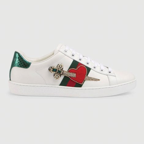 Gucci Ace Ayakkabı Beyaz - 68 #Gucci #GucciAce #Ayakkabı