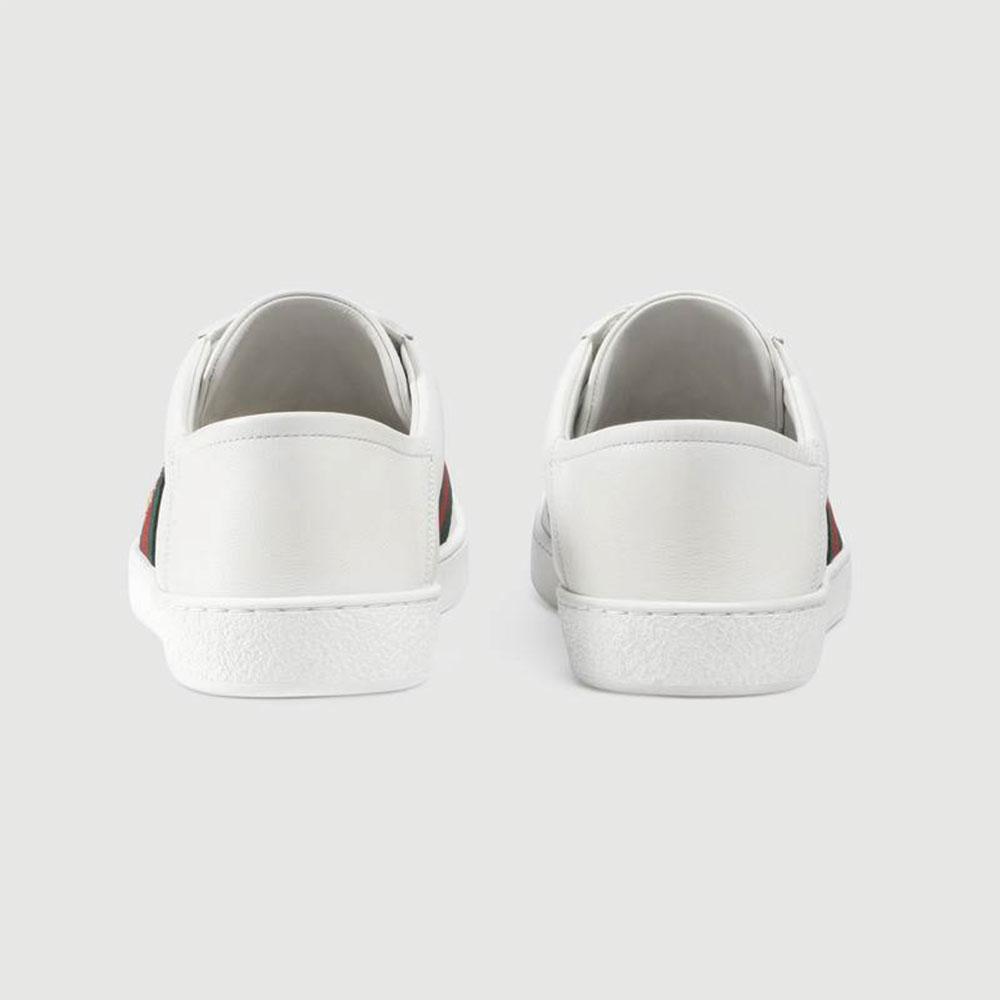 Gucci Ace Bee Ayakkabı Beyaz - 27 #Gucci #GucciAceBee #Ayakkabı - 4