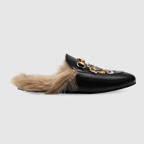 Gucci Tiger Ayakkabı Siyah - 16 #Gucci #GucciTiger #Ayakkabı