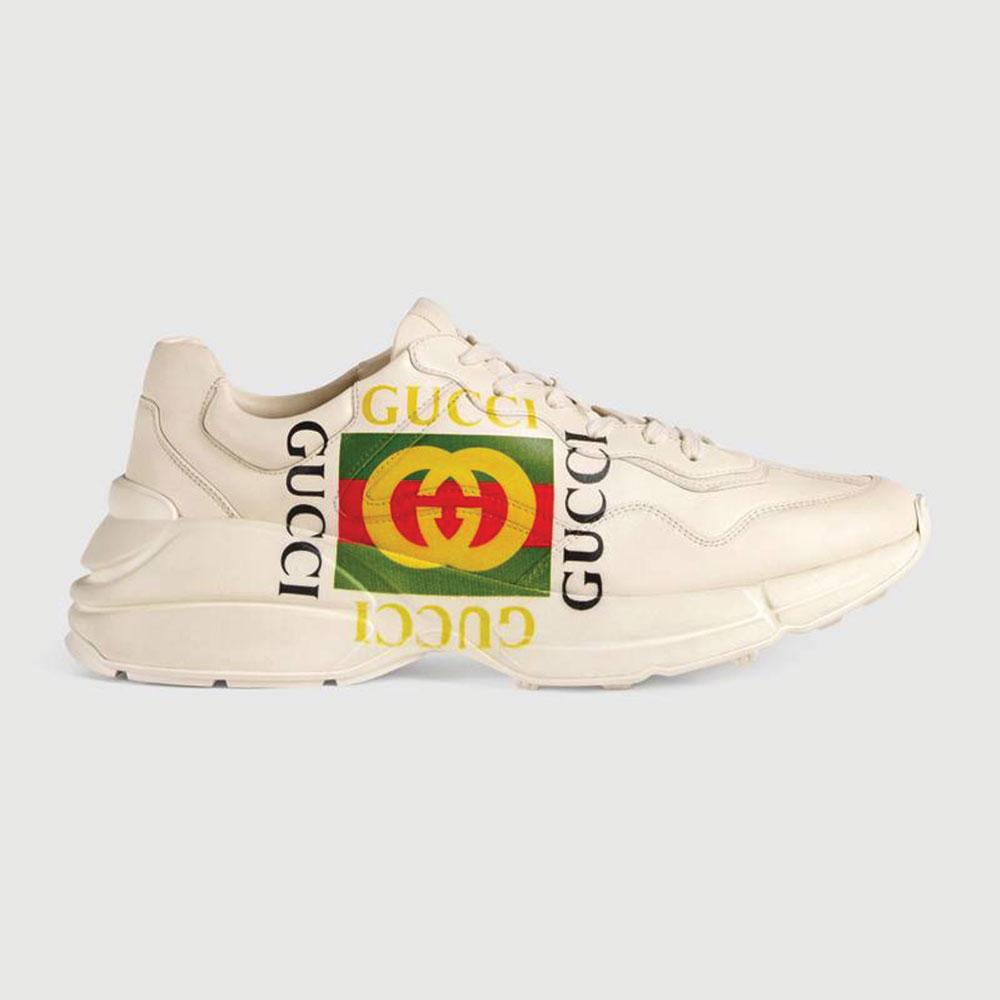 Gucci Ace Leather Ayakkabı Beyaz - 25 #Gucci #GucciAceLeather #Ayakkabı