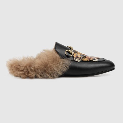 Gucci Princetown Ayakkabı Siyah - 63 #Gucci #GucciPrincetown #Ayakkabı