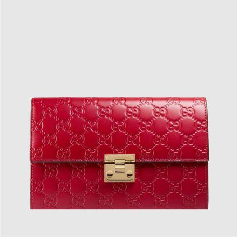 Gucci Çanta Padlock Kırmızı #Gucci #Çanta #GucciÇanta #Kadın #GucciPadlock #Padlock