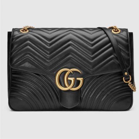 Gucci Çanta Marmont Large Siyah #Gucci #Çanta #GucciÇanta #Kadın #GucciMarmont Large #Marmont Large