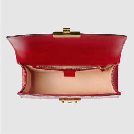 Gucci Çanta Padlock Medium Kırmızı #Gucci #Çanta #GucciÇanta #Kadın #GucciPadlock Medium #Padlock Medium