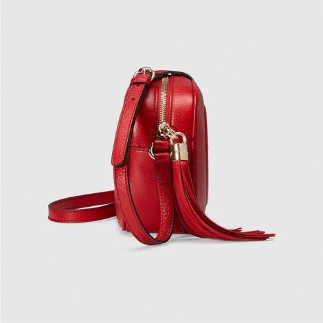 Gucci Çanta Soho Small Kırmızı #Gucci #Çanta #GucciÇanta #Kadın #GucciSoho Small #Soho Small