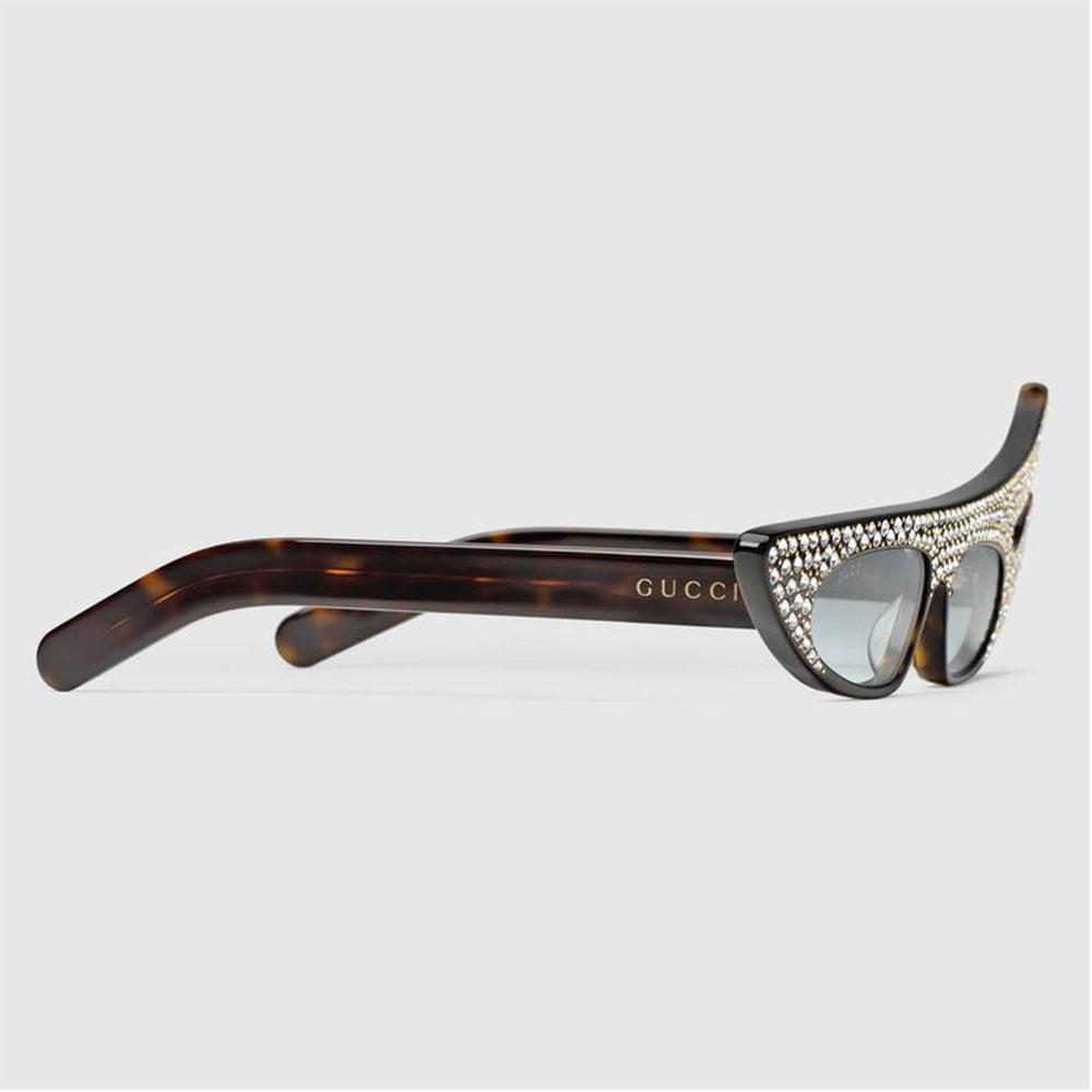 Gucci Rectangular Gözlük Tortoise - 8 #Gucci #GucciRectangular #Gözlük - 2