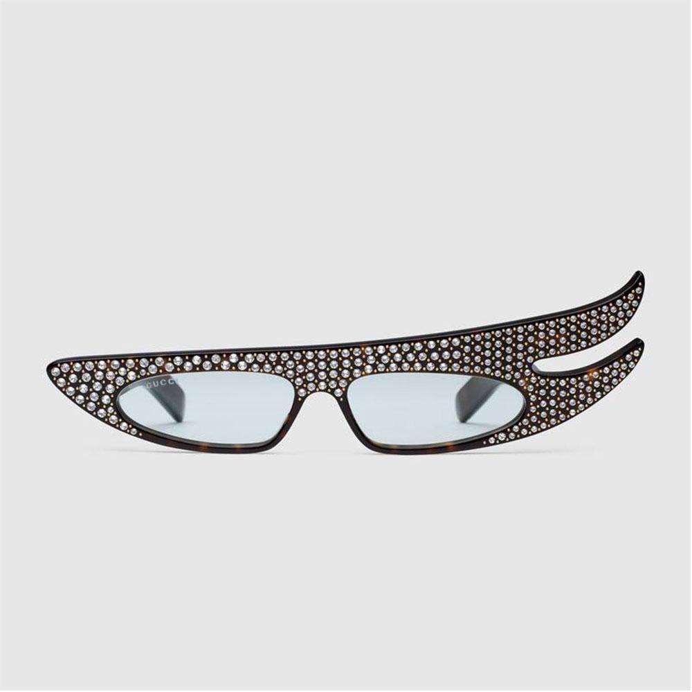 Gucci Rectangular Gözlük Tortoise - 8 #Gucci #GucciRectangular #Gözlük