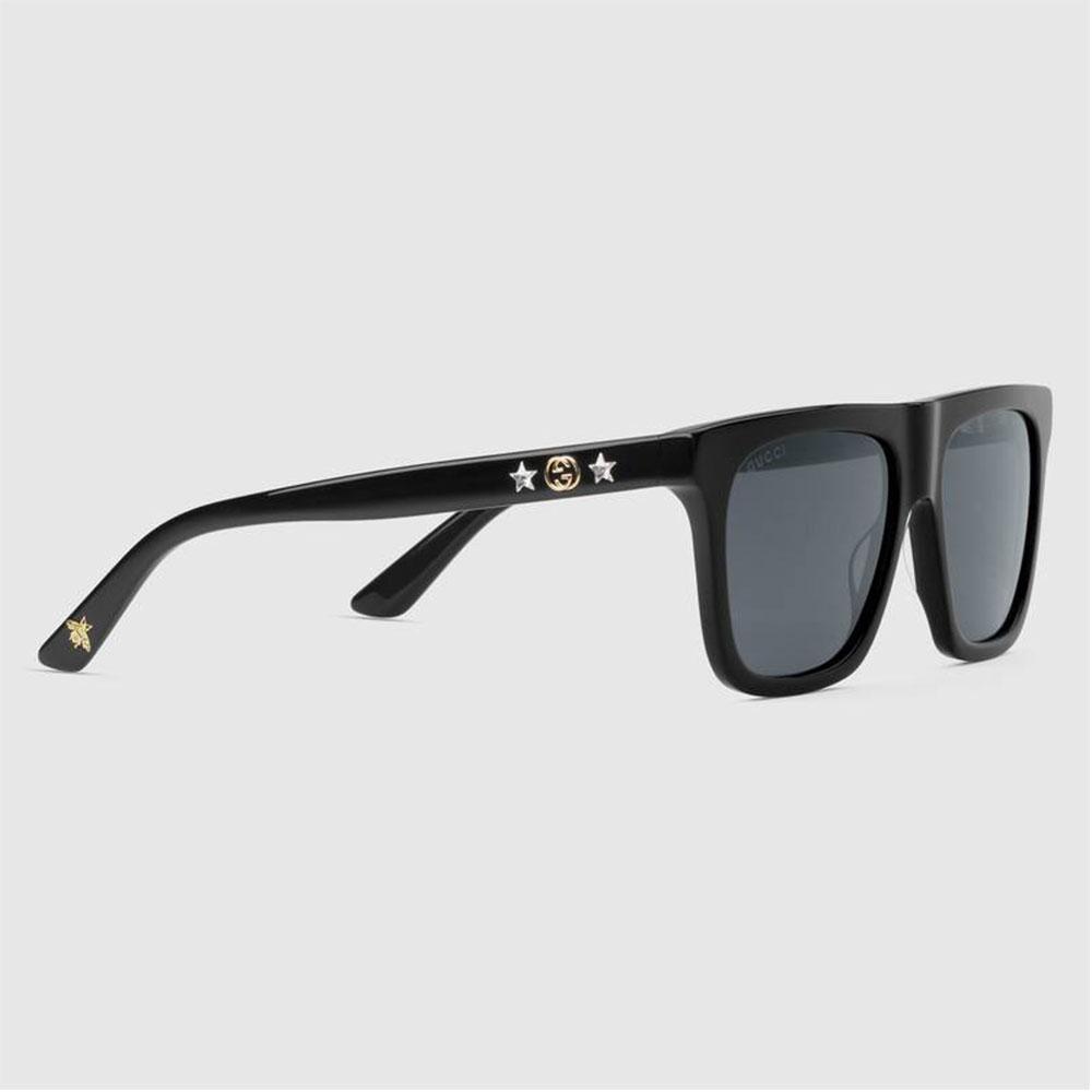 Gucci Rectangular Gözlük Siyah - 7 #Gucci #GucciRectangular #Gözlük - 2