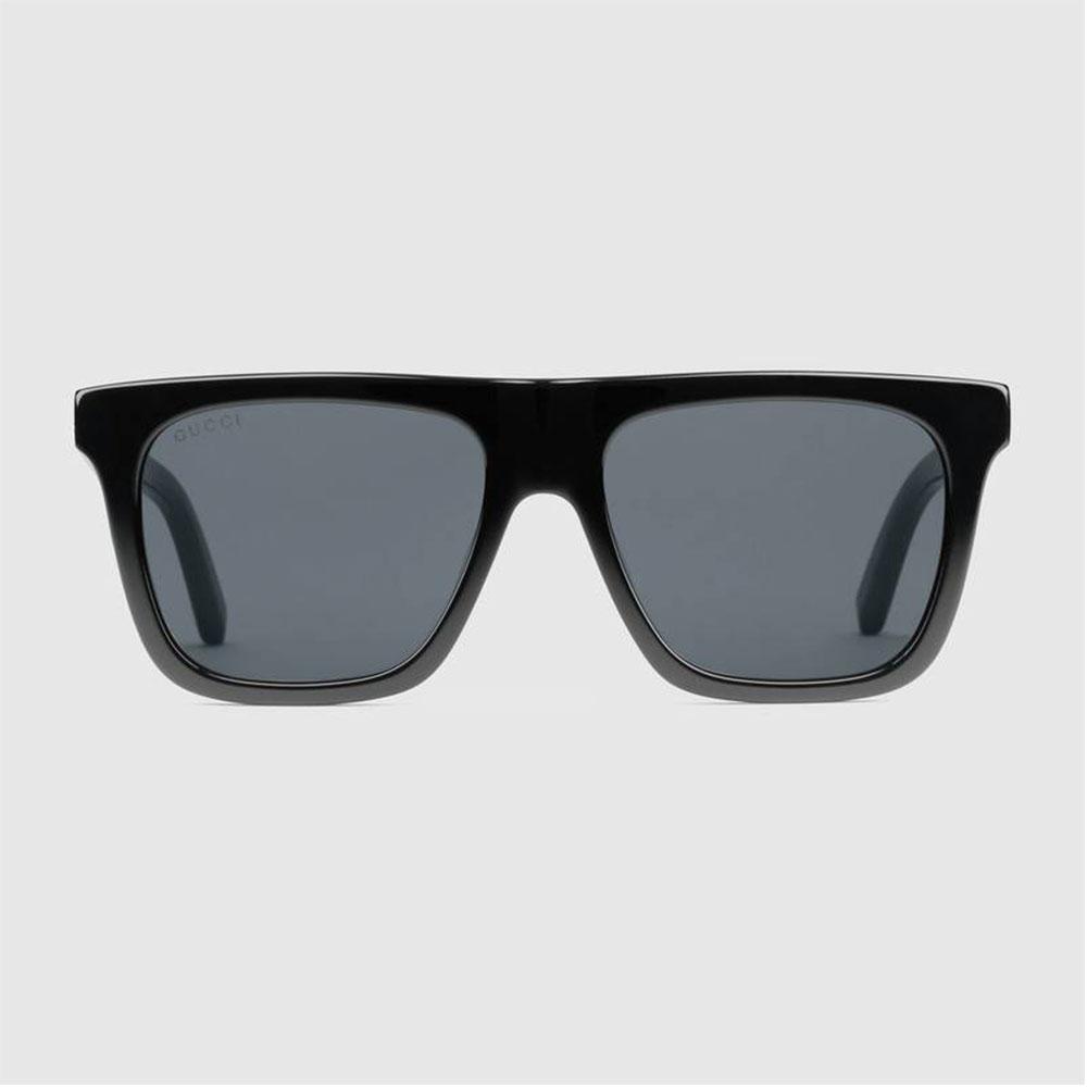 Gucci Rectangular Gözlük Siyah - 7 #Gucci #GucciRectangular #Gözlük