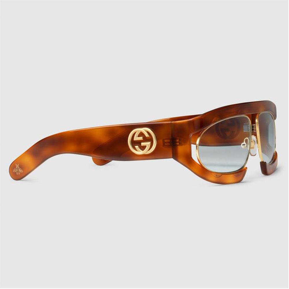 Gucci Rectangular Gözlük Tortoise - 2 #Gucci #GucciRectangular #Gözlük - 2