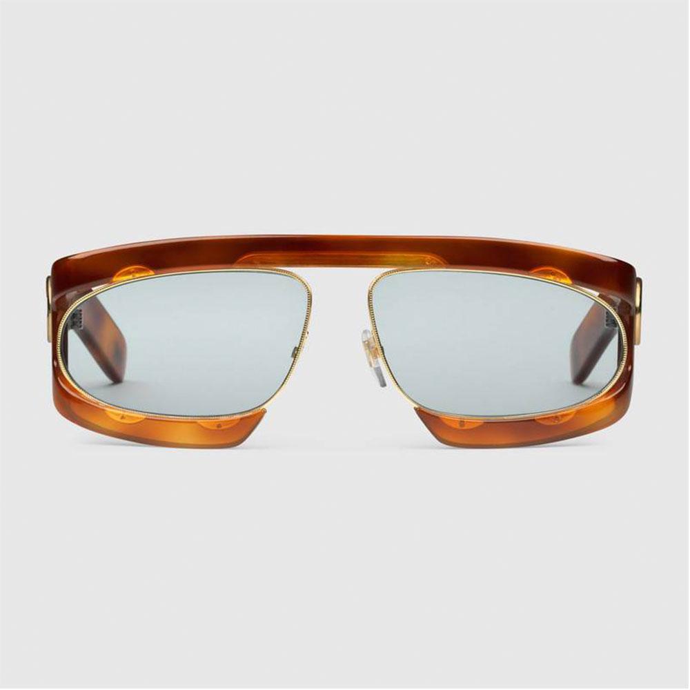 Gucci Rectangular Gözlük Tortoise - 2 #Gucci #GucciRectangular #Gözlük