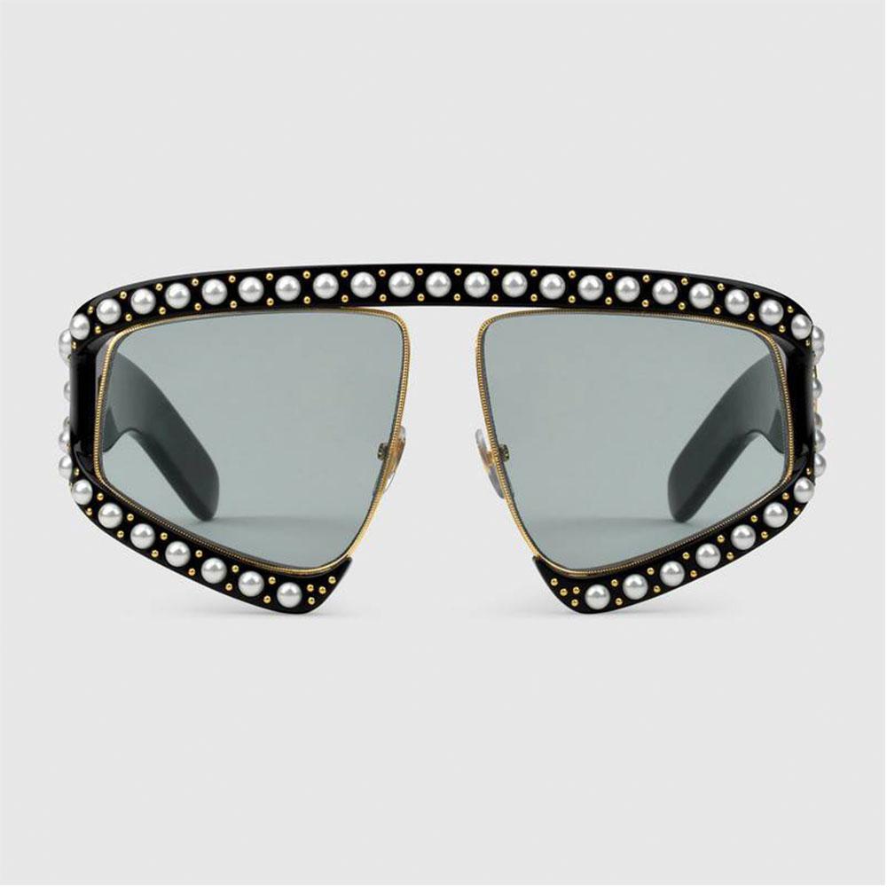 Gucci Rectangular Gözlük Siyah - 1 #Gucci #GucciRectangular #Gözlük