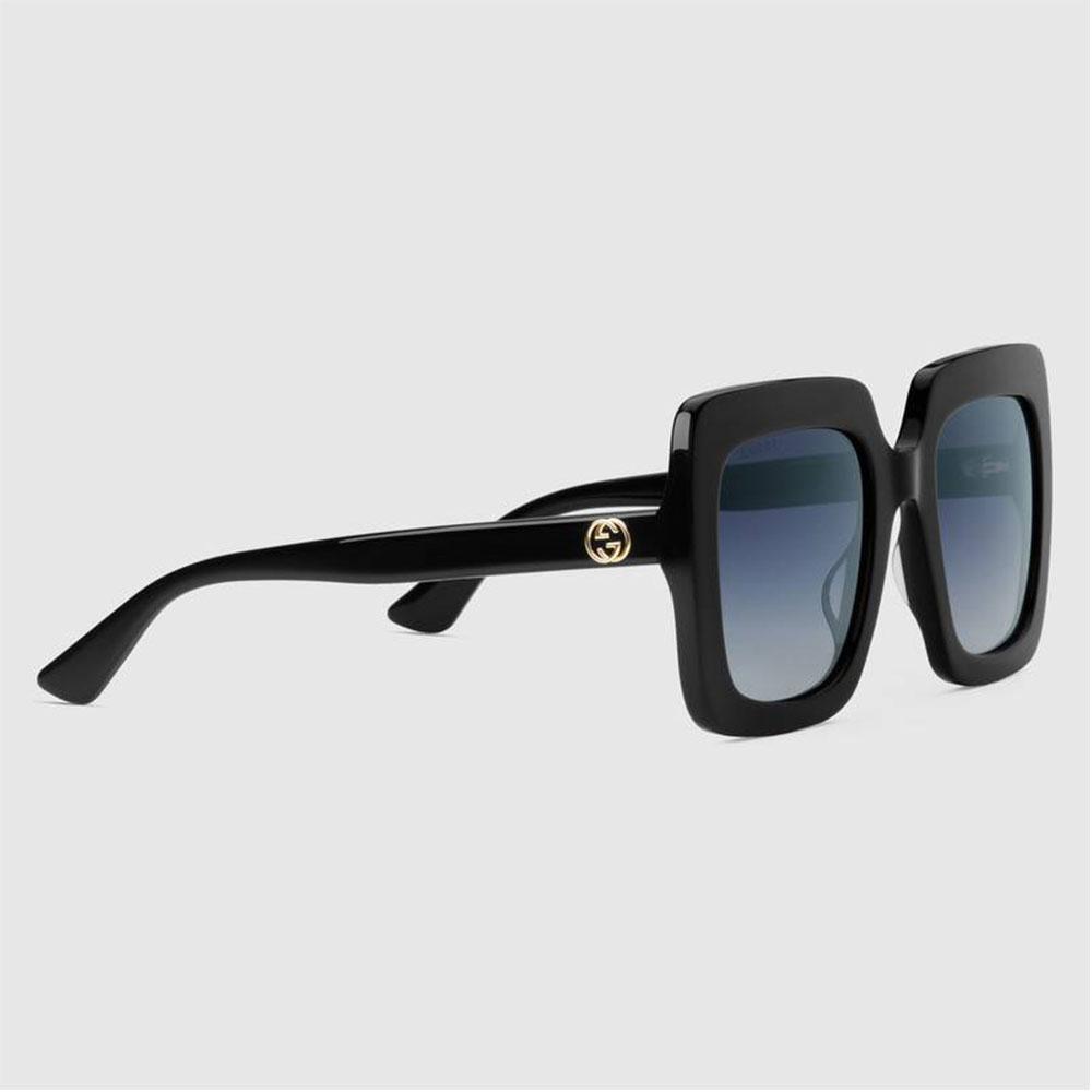 Gucci Square Gözlük Siyah - 4 #Gucci #GucciSquare #Gözlük - 2