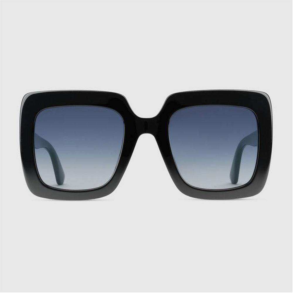 Gucci Square Gözlük Siyah - 4 #Gucci #GucciSquare #Gözlük