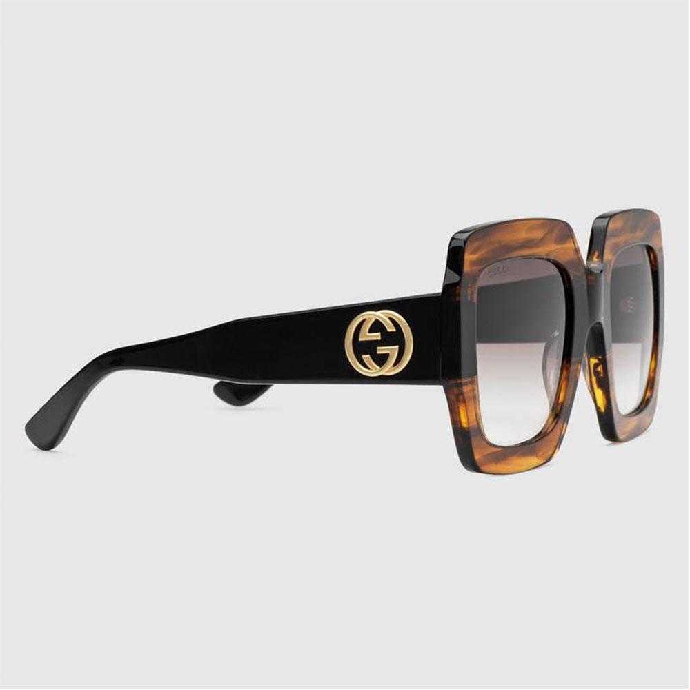 Gucci Square Gözlük Tortoise - 6 #Gucci #GucciSquare #Gözlük - 2