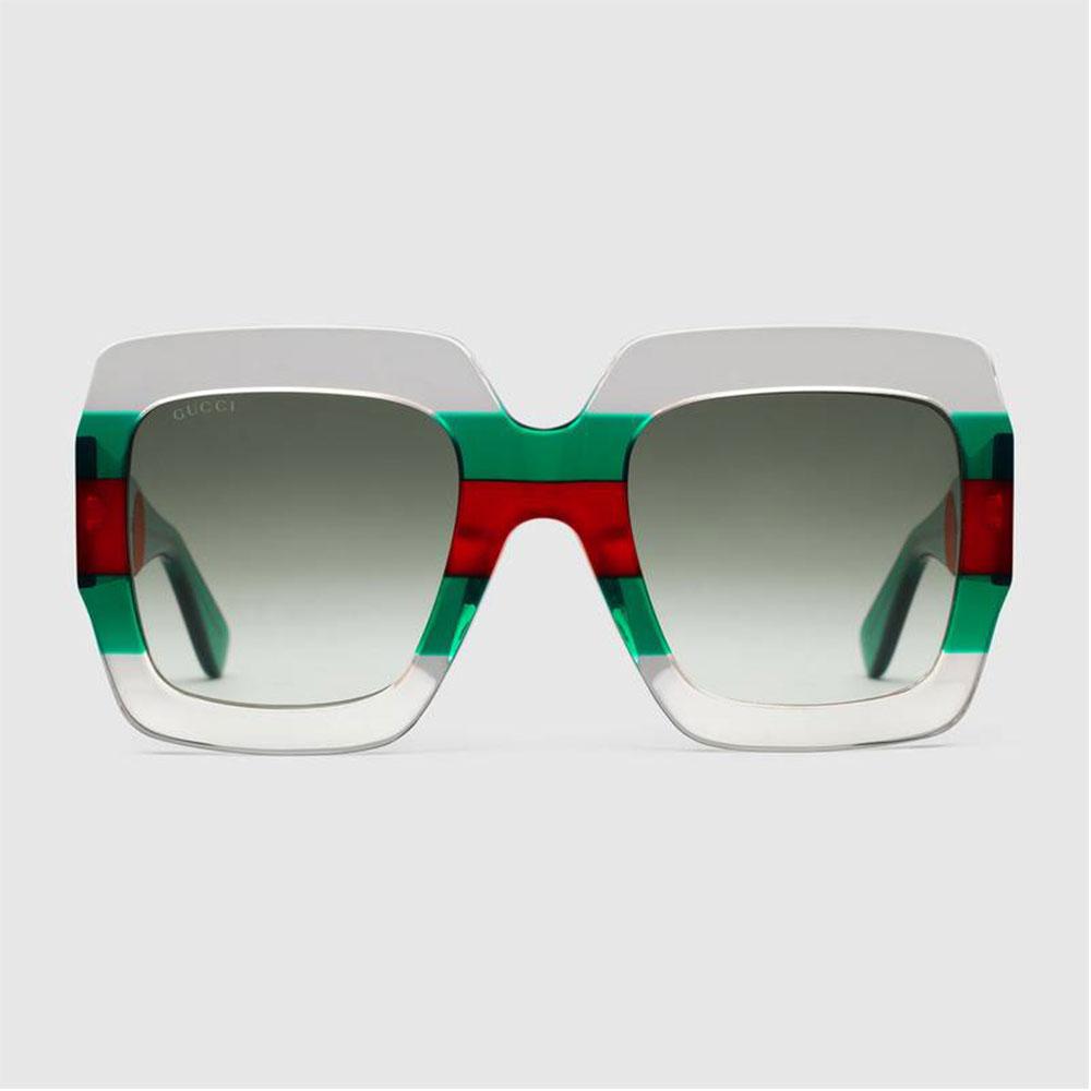 Gucci Square Gözlük Transparan - 3 #Gucci #GucciSquare #Gözlük