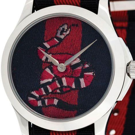 Gucci Saat Merveilles Kırmızı #Gucci #Saat #GucciSaat #Erkek #GucciMerveilles #Merveilles