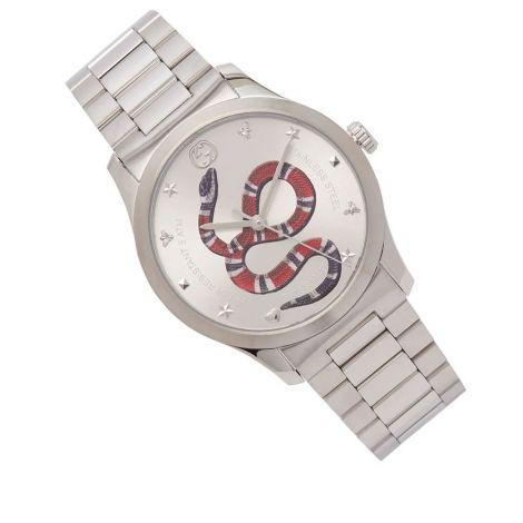 Gucci Saat G Timeless Gri #Gucci #Saat #GucciSaat #Kadın #GucciG-Timeless #G-Timeless