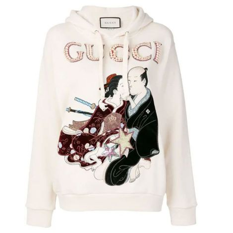 Gucci Sweatshirt Japanese Beyaz #Gucci #Sweatshirt #GucciSweatshirt #Kadın #GucciJapanese #Japanese