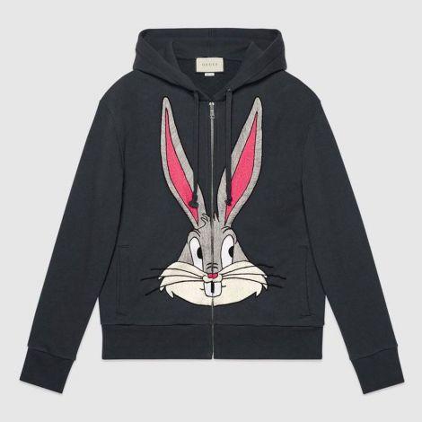 Gucci Polar Bugs Bunny Siyah #Gucci #Polar #GucciPolar #Kadın #GucciBugs Bunny #Bugs Bunny