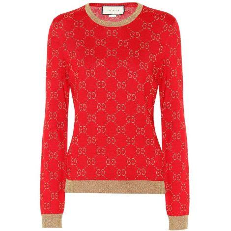 Gucci Sweater Blend Kırmızı #Gucci #Sweater #GucciSweater #Kadın #GucciBlend #Blend