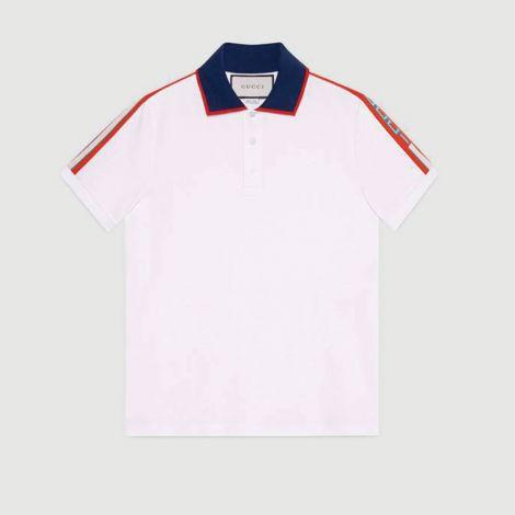 Gucci Tişört Stripe Beyaz #Gucci #Tişört #GucciTişört #Erkek #GucciStripe #Stripe