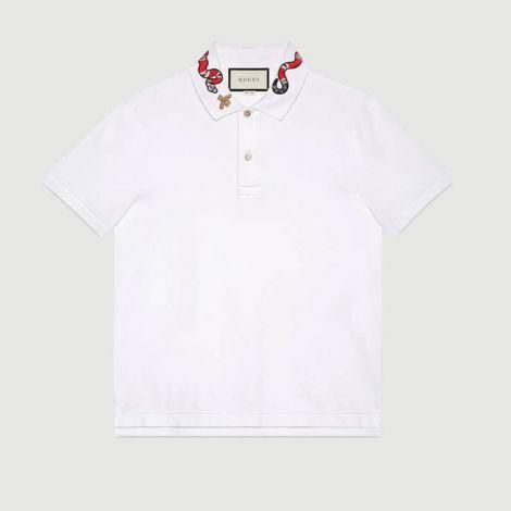 Gucci Tişört Kingsnake Beyaz #Gucci #Tişört #GucciTişört #Erkek #GucciKingsnake #Kingsnake