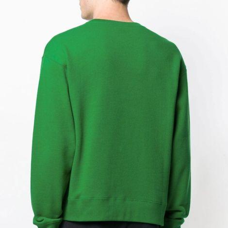 Gucci Sweatshirt Logo Yeşil #Gucci #Sweatshirt #GucciSweatshirt #Erkek #GucciLogo #Logo