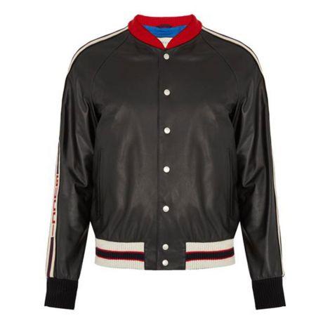 Gucci Bomber Ceket Hollywood Siyah #Gucci #Bomber Ceket #GucciBomber Ceket #Erkek #GucciHollywood #Hollywood