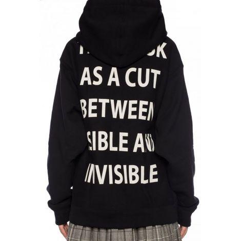 Gucci Sweatshirt Manifesto Siyah #Gucci #Sweatshirt #GucciSweatshirt #Kadın #GucciManifesto #Manifesto