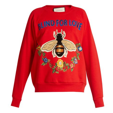 Gucci Sweatshirt Floral Kırmızı #Gucci #Sweatshirt #GucciSweatshirt #Kadın #GucciFloral #Floral