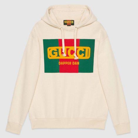 Gucci Sweatshirt Dapper Beyaz #Gucci #Sweatshirt #GucciSweatshirt #Erkek #GucciDapper #Dapper