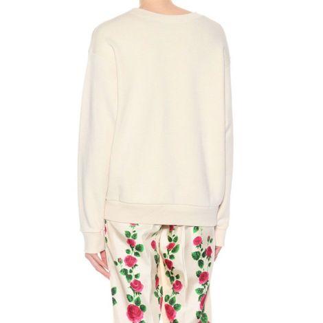 Gucci Sweatshirt Guccify Beyaz #Gucci #Sweatshirt #GucciSweatshirt #Kadın #GucciGuccify #Guccify