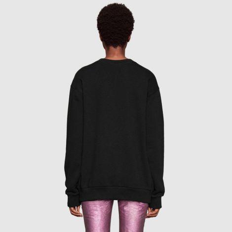 Gucci Sweatshirt Bugs Bunny Siyah #Gucci #Sweatshirt #GucciSweatshirt #Kadın #GucciBugs Bunny #Bugs Bunny