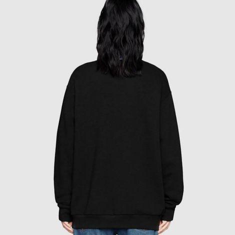 Gucci Sweatshirt Tennis Siyah #Gucci #Sweatshirt #GucciSweatshirt #Kadın #GucciTennis #Tennis